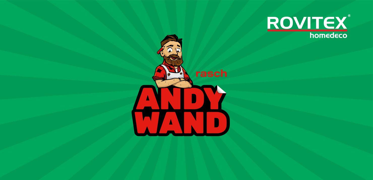 Új Andy Wand tapétakönyv